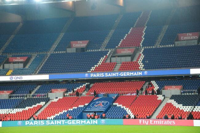 Et un «petit» sponsor à 600.000 euros en plus pour le PSG