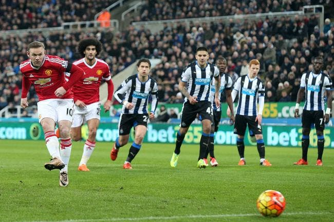 Newcastle – Manchester United 3-3
