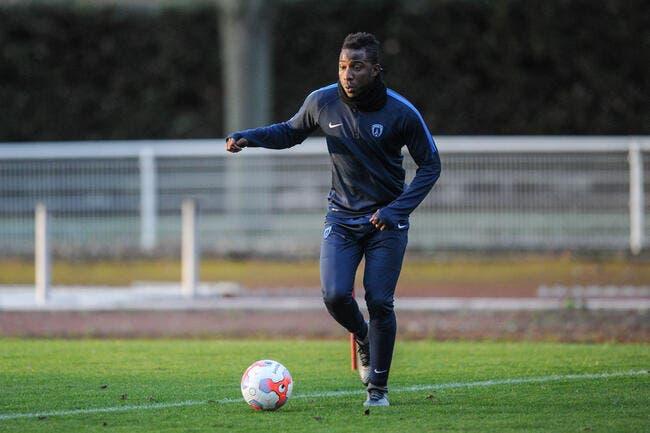 Officiel : Keita quitte Angers pour le Paris FC