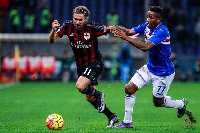 Après Ben Yedder, l'OM a un plan B au Milan AC