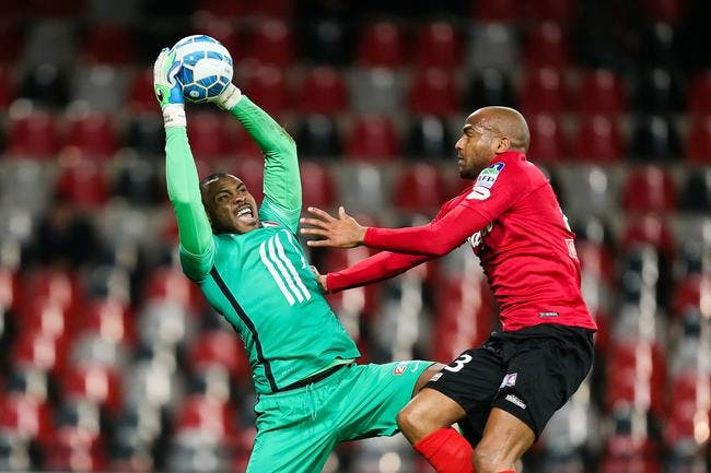 Guingamp - Lille 0-0 (2-4 tab)