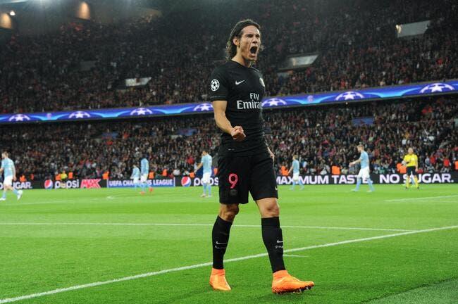 A cause du Real Madrid, la Juve s'attaque à Cavani