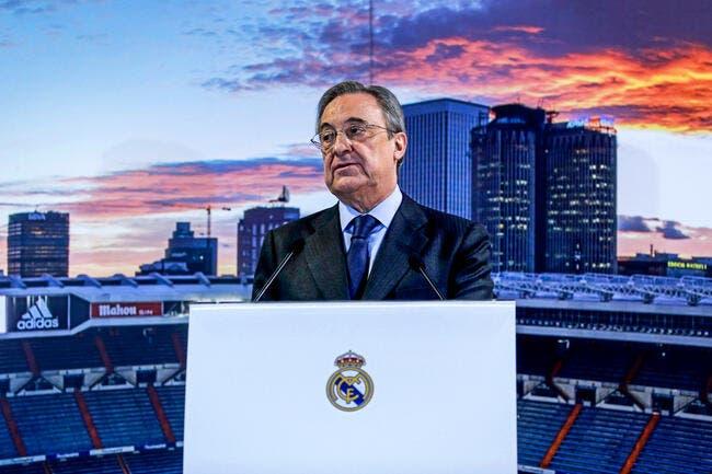 Suspendu de transferts, le Real Madrid conteste