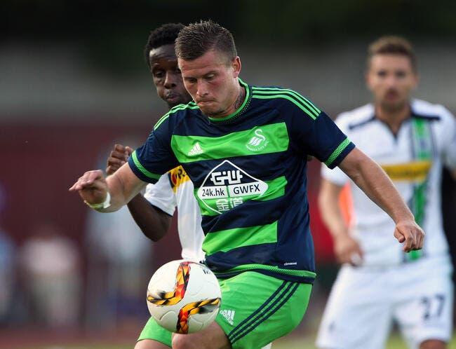 L'ASSE demande une faveur à Swansea pour Tabanou
