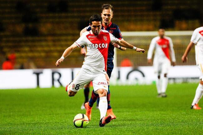 Moutinho a tranché pour son avenir à Monaco
