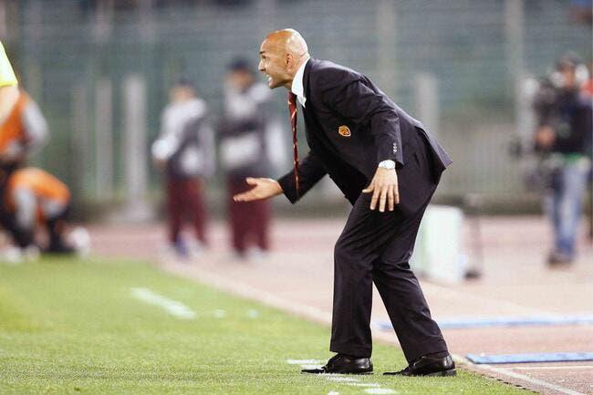 Officiel : Spalletti remplace Garcia à la Roma