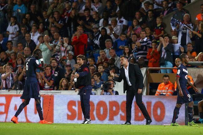Sané va quitter Bordeaux à cause d'un clash avec Sagnol !