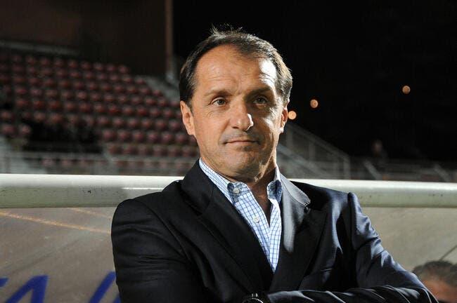 Hadzibegic nouvel entraineur de Valenciennes