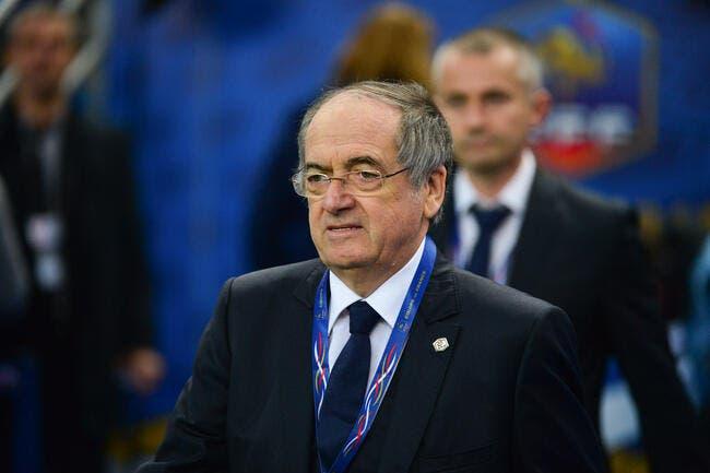 Le Graët l'avoue, la FFF ne peut pas sanctionner Benzema