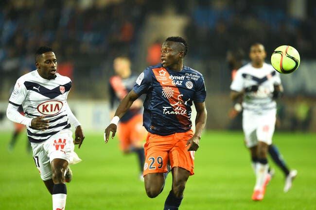 Officiel : Ninga prolonge à Montpellier