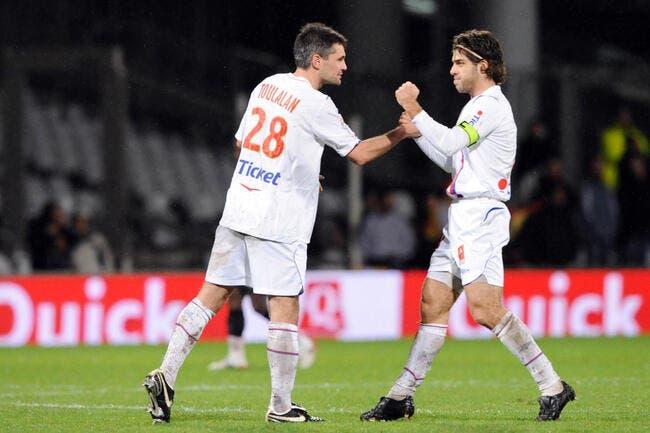 Quand les Lyonnais remerciaient Juninho pour les primes de l'OL