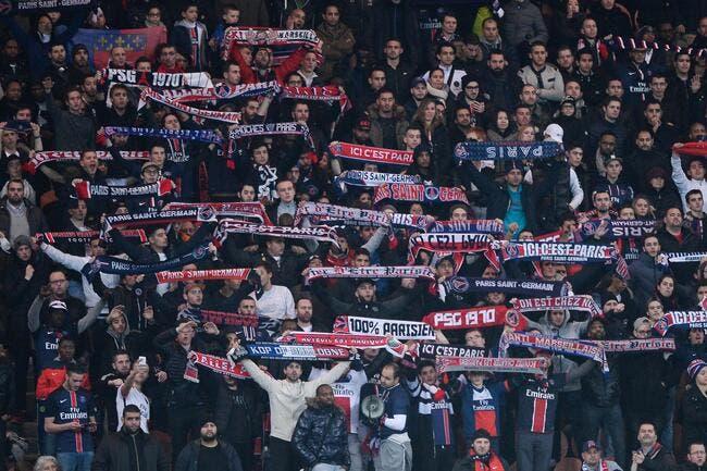 80 supporters du PSG privés sans raison de TFC-PSG