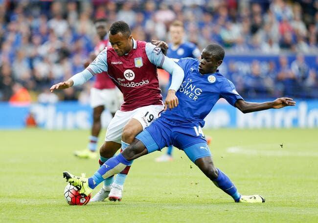 Aston Villa - Leicester : 1-1