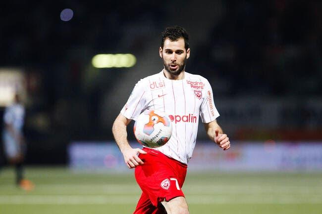Brest - Nancy : 1-1