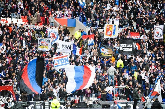 Interdiction officielle des supporters de l'OL à St-Etienne pour le derby !