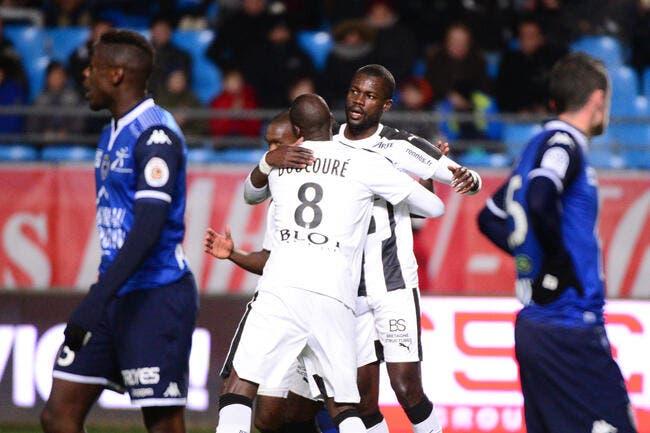 Rennes pointe le bout de son nez, Bordeaux se donne de l'air