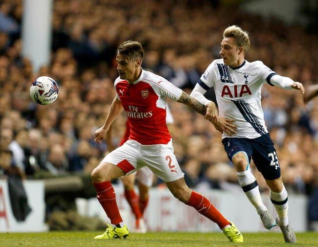 Debuchy demande un départ d'urgence d'Arsenal