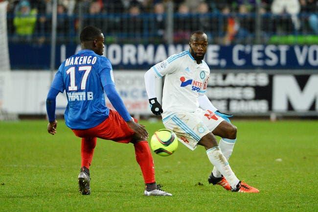 Diarra sera absent contre Montpellier mercredi