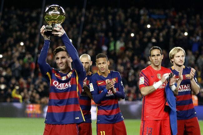 FC Barcelone - Athletic Bilbao : 6-0