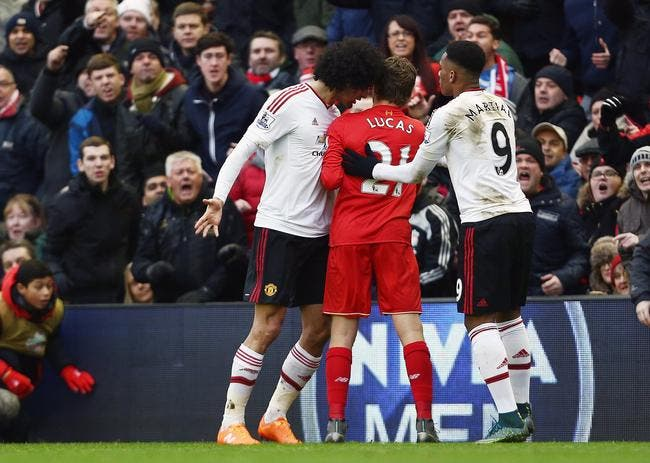 Liverpool - Manchester United 0-1
