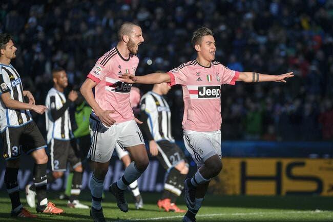 Udinese - Juventus 0-4