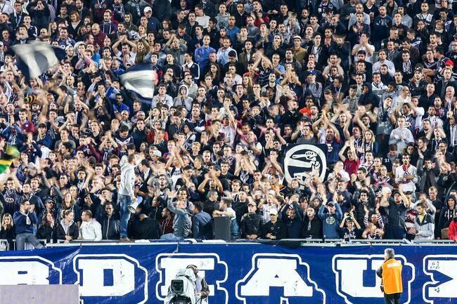 Au tour des supporters de Bordeaux d'être interdits de déplacement...
