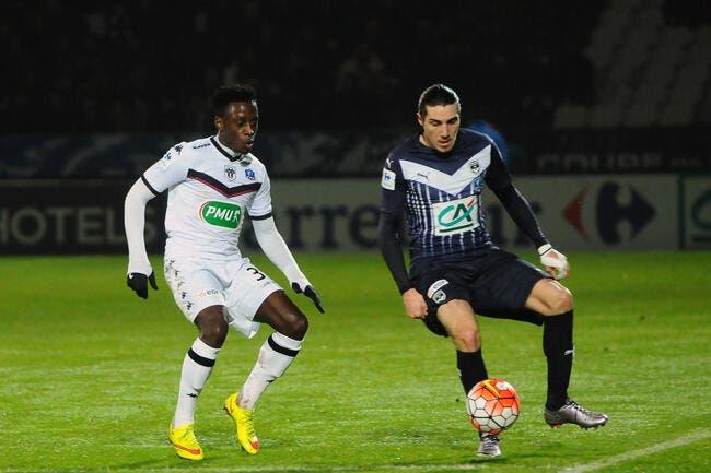 Bordeaux adore la Coupe, Angers en fait les frais