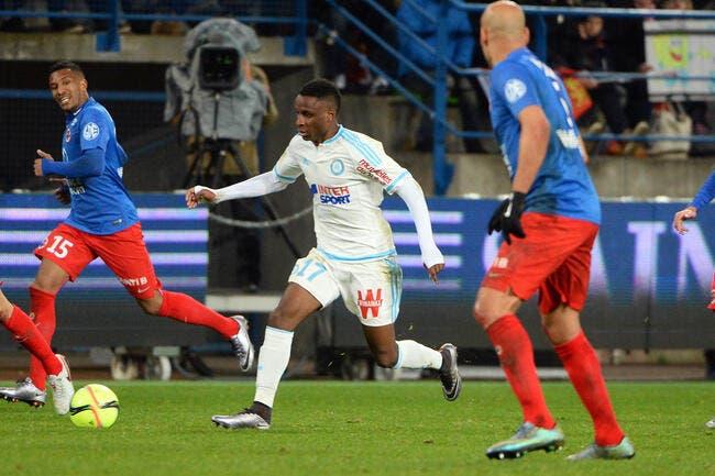 Le match de Bouna Sarr à Caen, c'était l'échauffement