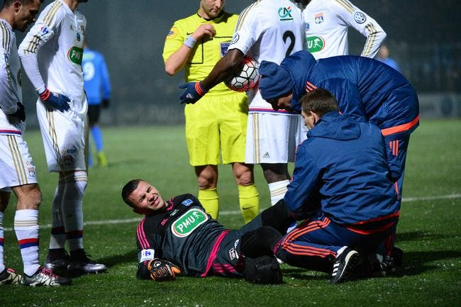 Anthony Lopes incertain pour OL-OM