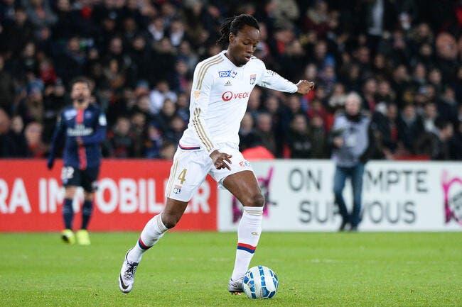 L'OL décide de refuser toutes les offres pour Bakary Koné