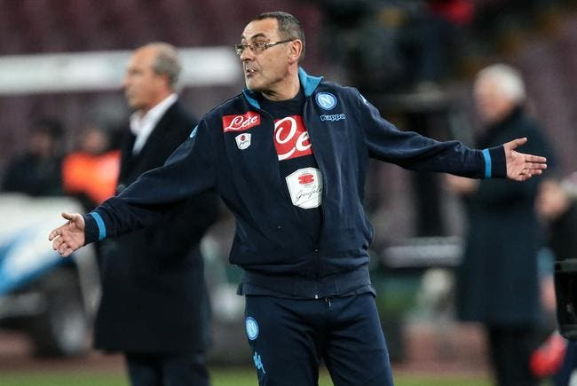 Traiter Mancini de « pédé », ça fait partie du jeu estime Sarri