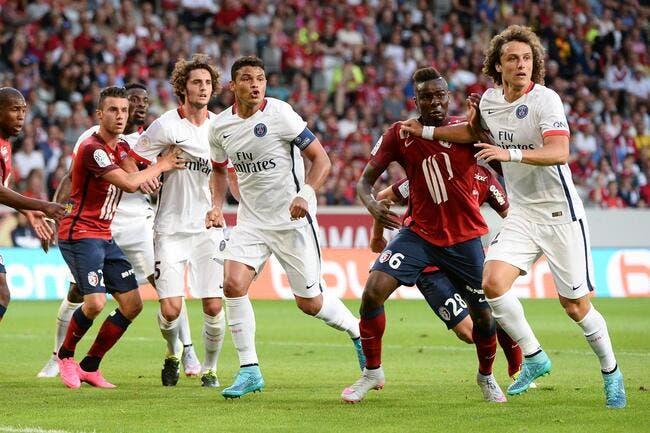 Lille ou PSG, qui a le calendrier le plus chargé ironise Denis Balbir ?
