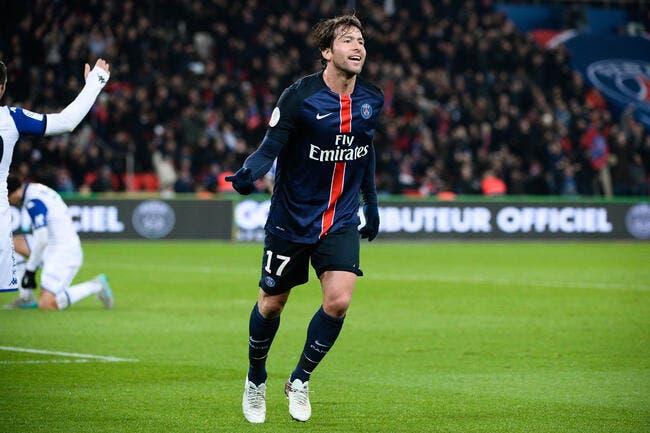 Maxwell, ça vaut la peine d'en rajouter au PSG !