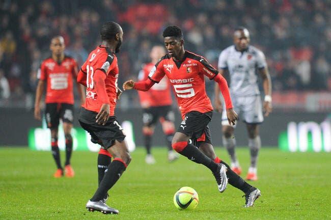 Rennes passe 3e sur un miracle de fin de match contre Ajaccio