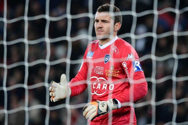 Bastia hurle au scandale et annonce un péno contre l'OL