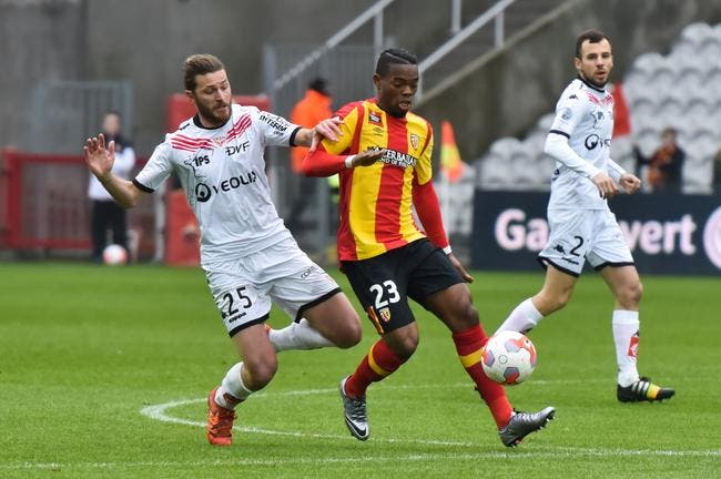 Lens - Dijon : 1-1
