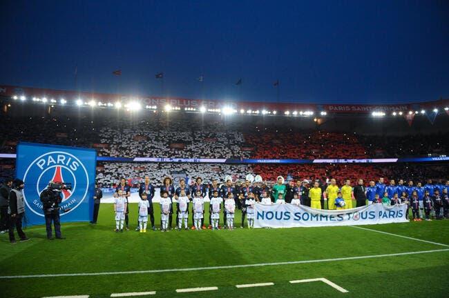 Le PSG ne se mouille pas et fait plaisir à ses supporters