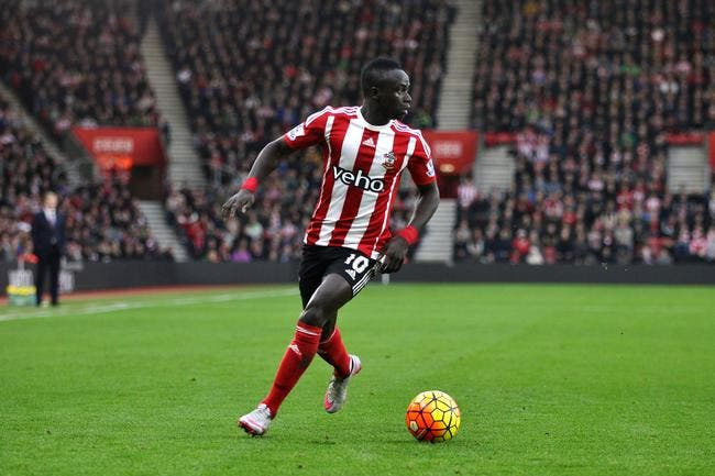 Southampton refuse de vendre Sadio Mané à Man Utd