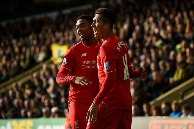 Vidéo : Revivez l'incroyable Norwich-Liverpool (4-5)