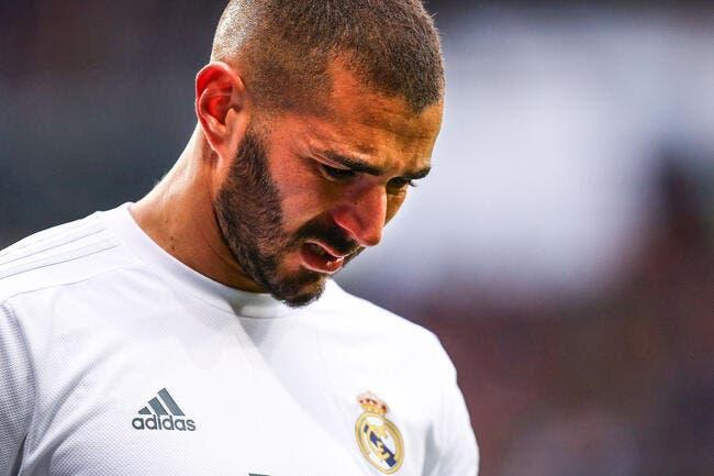 Betis Séville - Real Madrid : 1-1