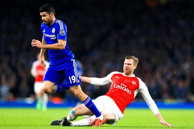 Chelsea casse le coup d'Arsenal à l'Emirates