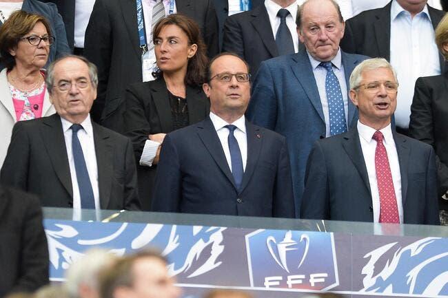François Hollande vote contre Benzema à l'Euro