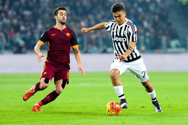 Juventus Turin - AS Roma : 1-0
