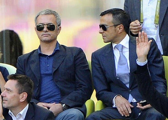 L'agent de Mourinho dément la lettre à Man Utd, les médias persistent..