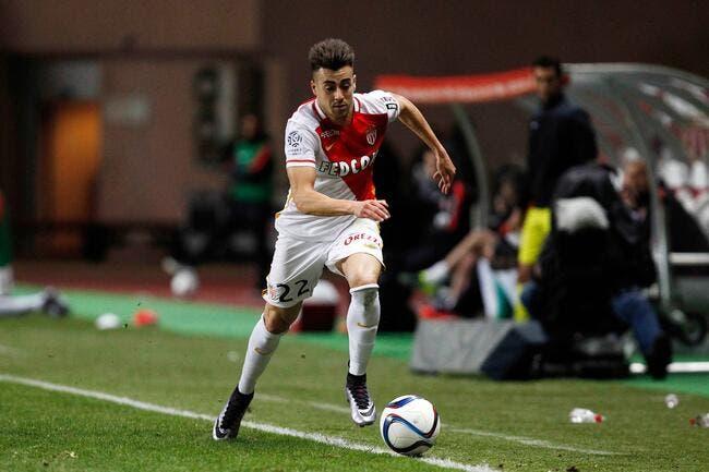 Monaco va rapidement être débarrassé d'El Shaarawy