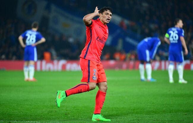 Thiago Silva prêté par le PSG à Chelsea ? Et Cristiano Ronaldo à Troyes..