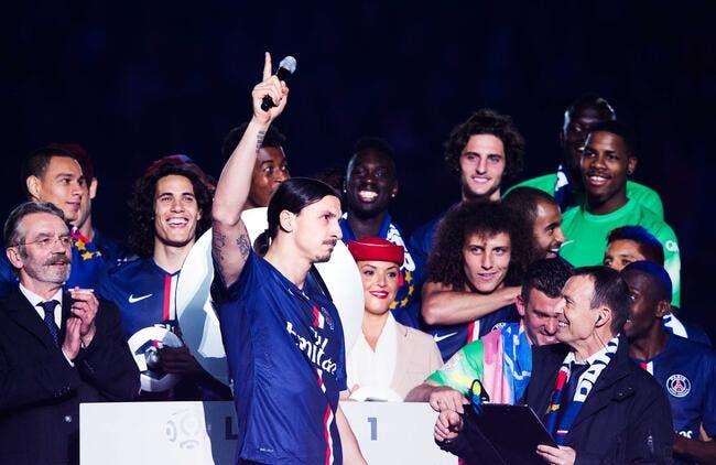 Ibrahimovic est un Enfoiré et il va le prouver !