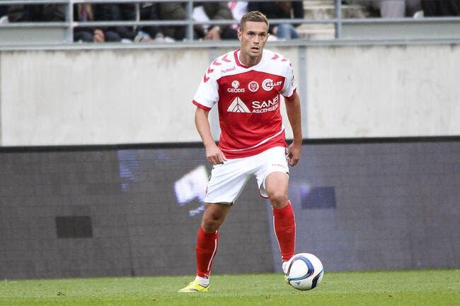 Officiel : Bourillon signe à Angers