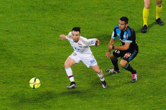 Riolo punchline sans pitié Valbuena, Ghezzal, Michel et l'arbitre
