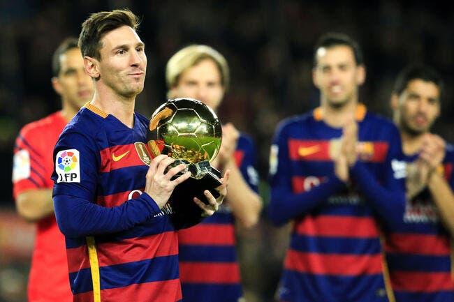 Une serviette en papier a changé la vie de Lionel Messi